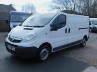 Vauxhall Vivaro 2.0CDTi ( 115ps ) ( EU V ) 2012MY 2900 LWB SAME DAY FINANCE