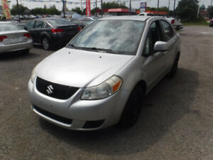 2008 Suzuki SX4 Sedan CERTIFIED GOOD CONDITION!!!!!!!!