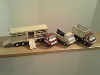 Tonka Horse Trailer and Truck Set
