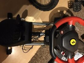Wheel Stand Pro with Steering Wheel Xbox one