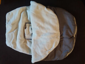 Baby Bundle stroller and car seat cover $10