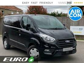 2018 Ford Transit Custom 300 Trend 2.0TDCi 130PS SWB Kombi L1 EURO 6 Combi Van D