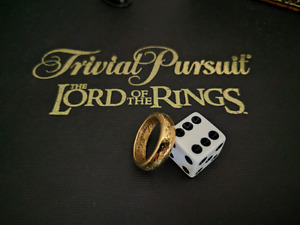 Trivial Pursuit The Lord of the Rings Collectors Edition