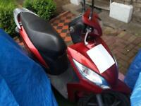 Honda NSC auto moped excellent condition only 1299