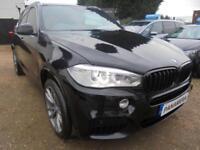 2014 64 BMW X5 4.4 XDRIVE50I M SPORT 5DR AUTO 443 BHP 7 SEATS EVERY EXTRA POSSIB