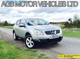 * LATE 2008 NISSAN QASHQAI 1.6 2WD ACENTA - FULL HISTORY - AMAZING VALUE *