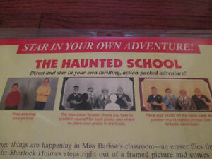 The Haunted School vintage start your own Adventure Kitchener / Waterloo Kitchener Area image 2