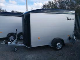 Debon roadster 300 box trailer