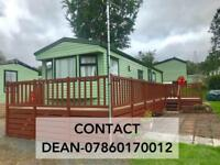 Static caravan for sale Penrith Lake District Ullswater Cumbria 11 month season