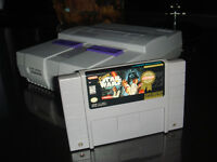 SUPER NINTENDO-SUPER STAR WARS-GAME ONLY (PLAYER'S CHOICE)