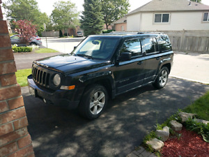 2015 jeep patriot 4x4 financing available 56000 km warranty