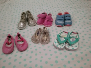 Bag of Girls Shoes - Size 4  (6 x pairs) Maryborough Fraser Coast Preview