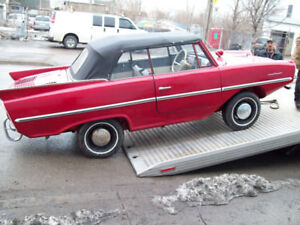 Amphicar  Wanted  Parts or complete car as is