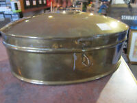 Brass Container For Sale