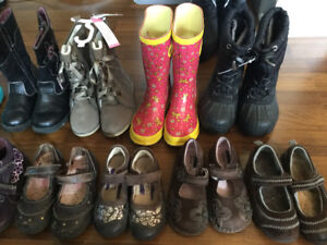 Tones of Shoes and Boots