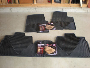 PRICE REDUCED - FORD TRUCK FLOOR MATS