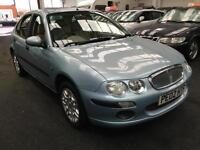 2002 ROVER 25 1.6 iXL From GBP1750+retail package.