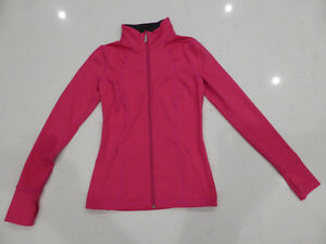 Under Armour Top with full Zipper - Ladies Small