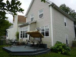 Beautiful Sackville home for rent - VIDEO TOUR!!