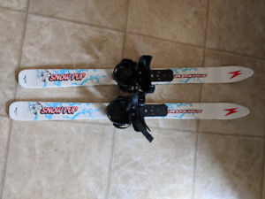 Used Madshus toddler skis