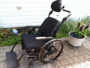 Luxury Wheelchair (under 6 months old)