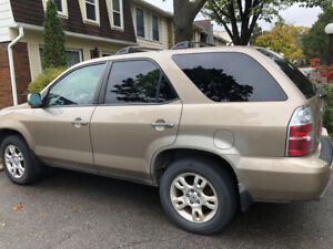 2005 Acura MDX Tech Package