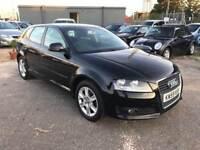 2010 Audi A3 1.6 Tdi SE Sportsback *1 Former Keeper* £20 A Year Road 12 Month Mot 3 Month Warranty