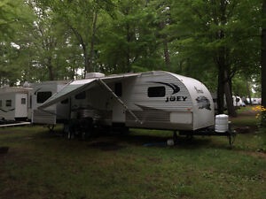 nomad Joey travel trailer
