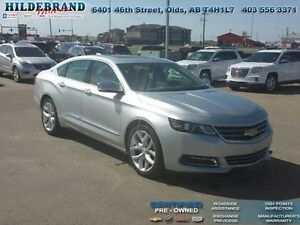 2016 Chevrolet Impala LTZ  - Certified - Sunroof -  Leather Seat