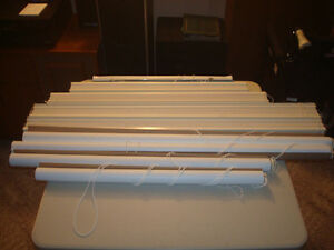 Various Room Darkening blinds