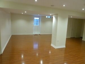 Professionally Finished new Basement Apartment at Top Location