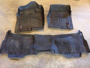 weathertech digitalfit mats for 07-13 GMC-Chevy 1500
