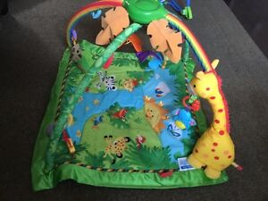 Fisher-Price rainforest play mat $20 only