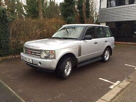 Range Rover Td6 diesel automatic vouge