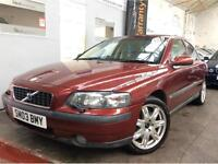 Volvo S60 2.0 T SE 4dr LEATHER ++ LOW MILEAGE ++