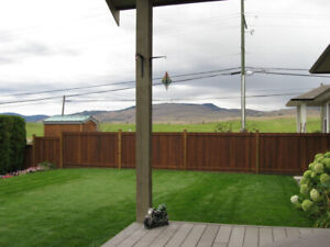 Quality Built Home in Nicola Valley