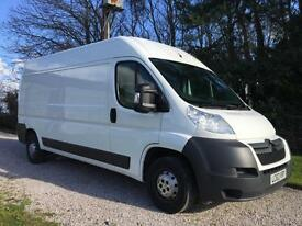Citroen Relay 2.2HDi ( 130 ) 35 L3H2 Enterprise LWB Long Wheel Base