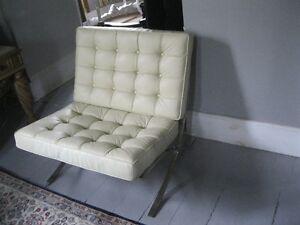 Beautiful Barcelona chair