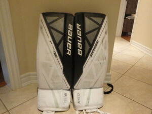 Youth Goalie Pads - Used 1/2 Season (=26) Youth Small