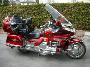 2000 Honda Goldwing SE Anniversary Edition