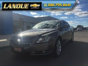2010 Chevrolet Malibu LTZ  ONE OWNER, THIS CAR IS A BEAUTY!!