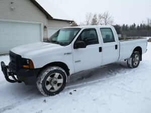 Ready to Work 2007 Ford F-350 XL Pickup Truck
