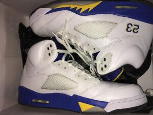 Laney 5 Jordan retro shoes