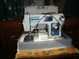 Morse Zig Zag sewing machine