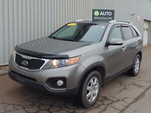 2011 Kia Sorento LX THIS WHOLESALE SUV WILL BE SOLD AS TRADED...