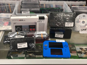 2DS & 3DS Consoles In Stock @ Waterdown Retail