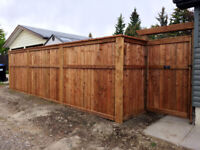 **WANTED: Skilled Fence Subcontractors**