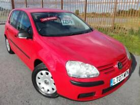 2007 VOLKSWAGEN VW GOLF 1.4 - 12 MONTHS MOT, LOW 76K MILES, DRIVES GREAT!!