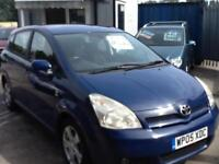 Toyota Verso 1.8 VVT-i T3 7 SEATS JULY 2018 MOT,1 PREVIOUS OWNER,SERVICE HISTORY