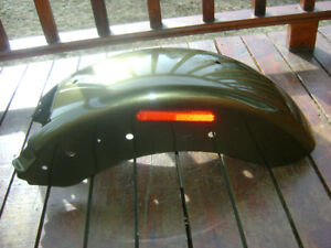 Harley Davidson Softail Slim take off Rear Fender